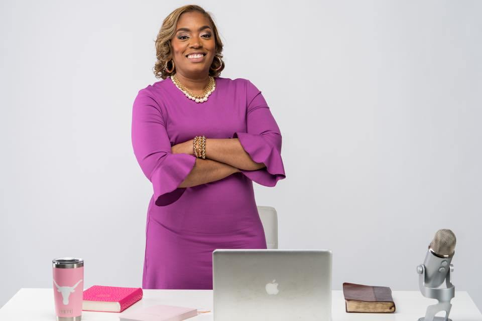 Retha Nichole, Small Business and Life Coach, on giving entrepreneurs the push they need to succeed